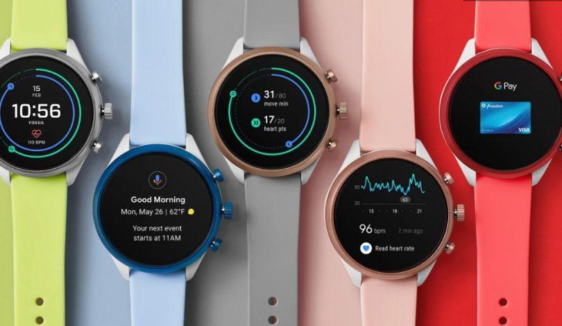 fossil sport bedste smartwatch