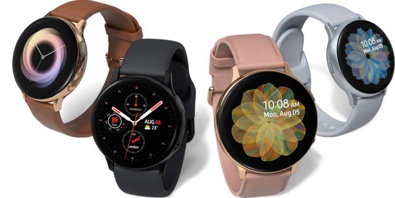 samsung galaxy watch active 2 bedste smartwatch