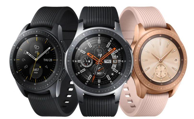 samsung galaxy watch bedste smartwatch
