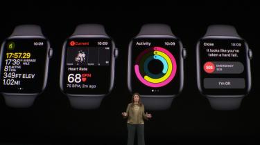 Apple Watch Series 6 kan blive uden skærm-opdateringer