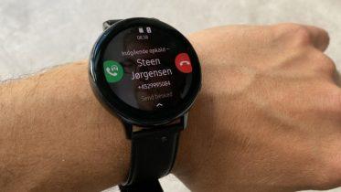 Test: Samsung Galaxy Watch Active 2 med esim