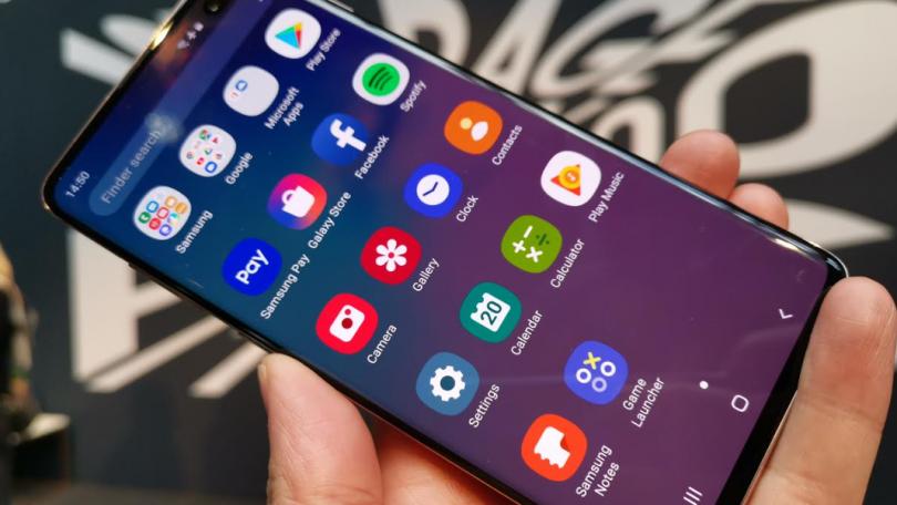 Reklamer i Samsungs One UI giver utilfredse brugere