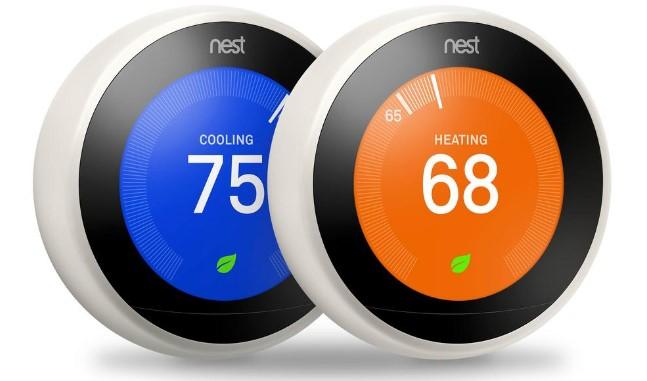 nest learning termostat bedste pris