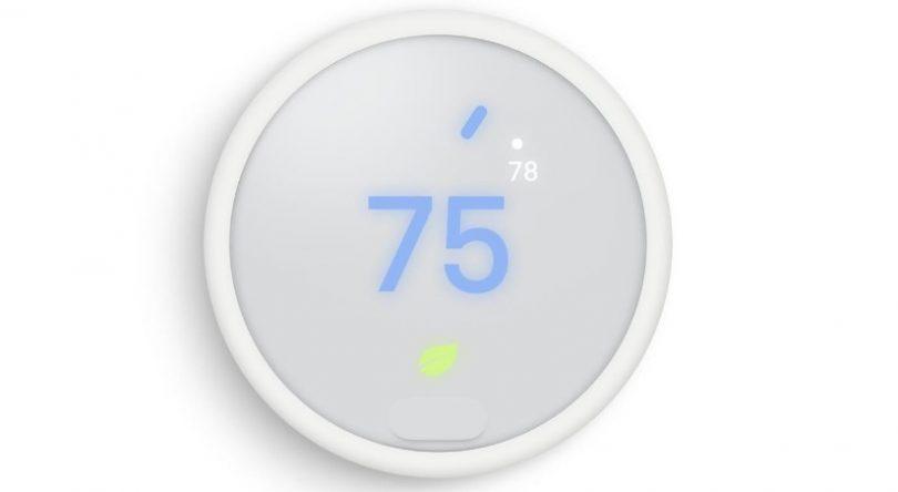 nest thermostat e bedste smart termostat