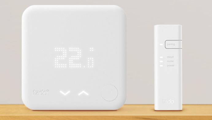 tado smart termostat bedste pris