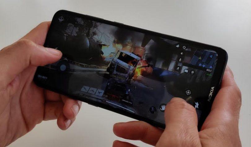 nokia 5.3 test gaming
