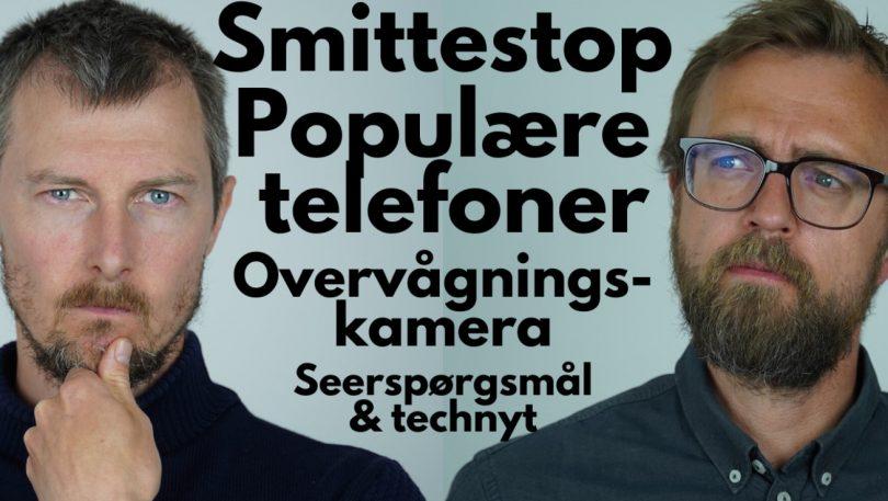 Er det trygt at bruge Smittestop app? Privacy og overvågning