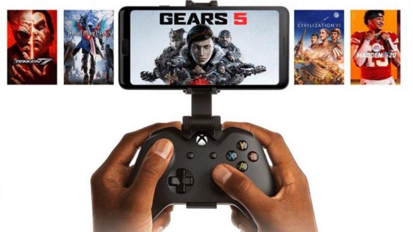 Microsoft Xcloud kan blive en del af Xbox Game Pass