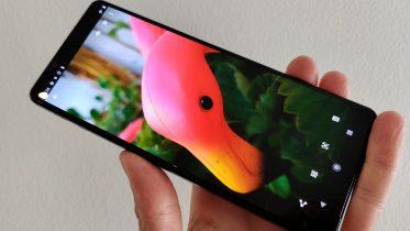Test og anmeldelse af Sony Xperia 1 II – en unik mobil