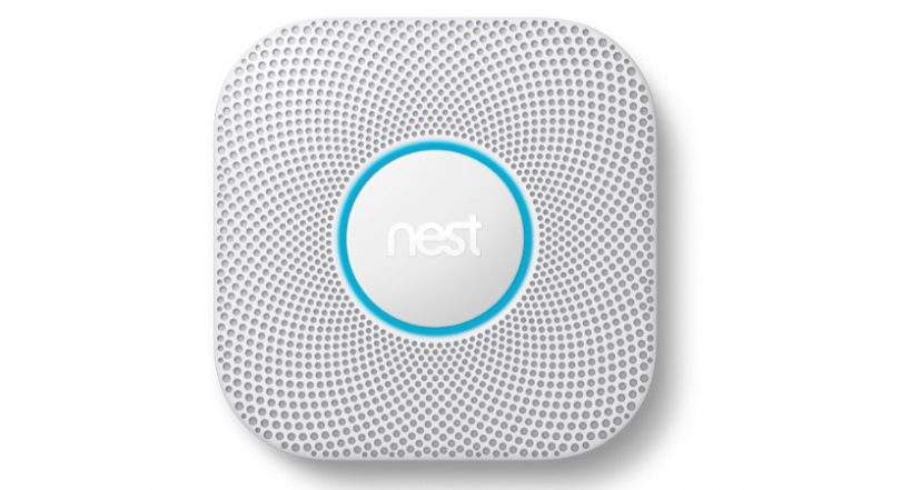 google nest smoke detector bedste røgalarm