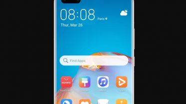 Find Apps widget: Huawei gør det lettere at finde apps
