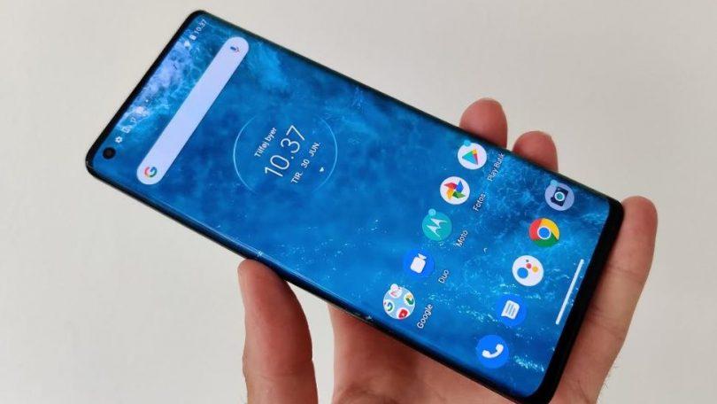 Test og anmeldelse af Motorola Edge – den du skal vælge