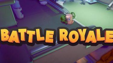 Gode, gamle Worms er blevet battle royale-spil