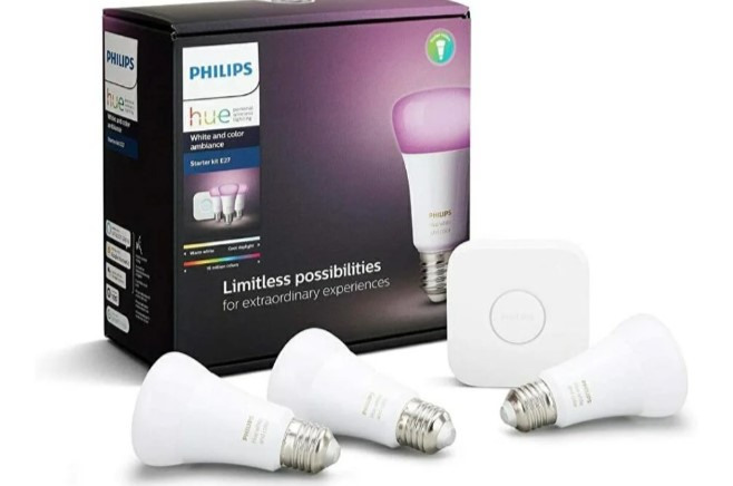 philips hue smart light
