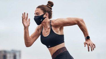 Reebok viser koncepter for fitnessmasker frem