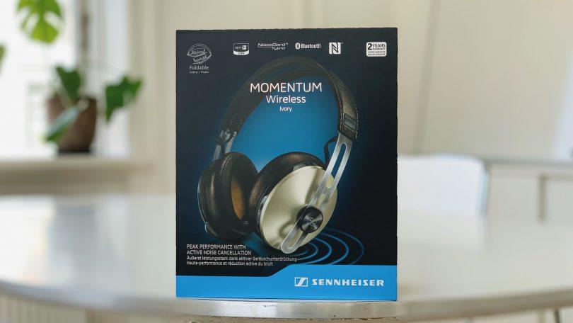 Vind Sennheiser Momentum Wireless – deltag i lodtrækningen