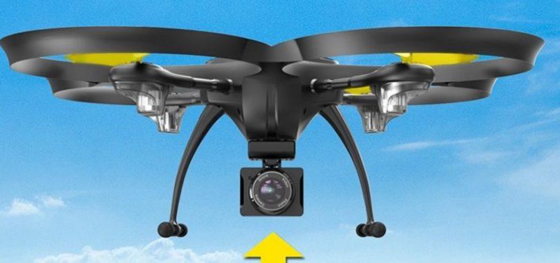 818 hornet bedste billige drone