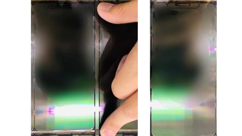 Første kig på iPhone 12 med 5,4 tommer skærm – med notch