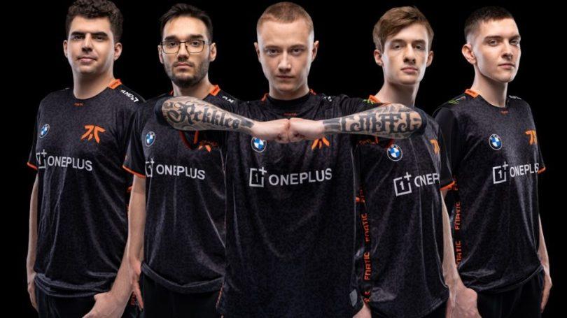 Fnatic og Oneplus fortsætter samarbejde