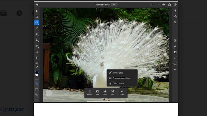Adobe introducerer ny Photoshop-funktion til iPad