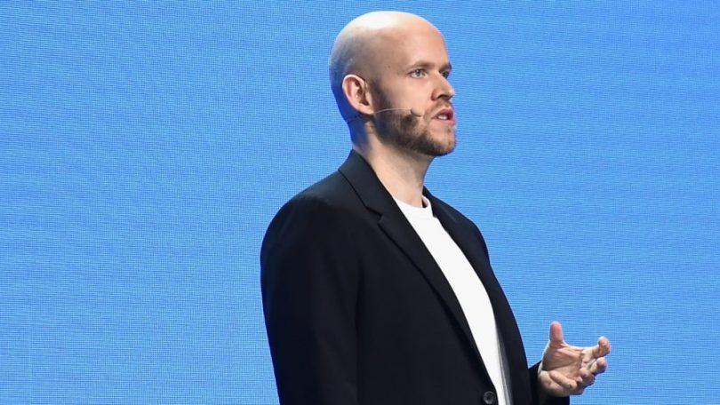Spotify CEO Daniel Ek: Musikere må arbejde hårdere