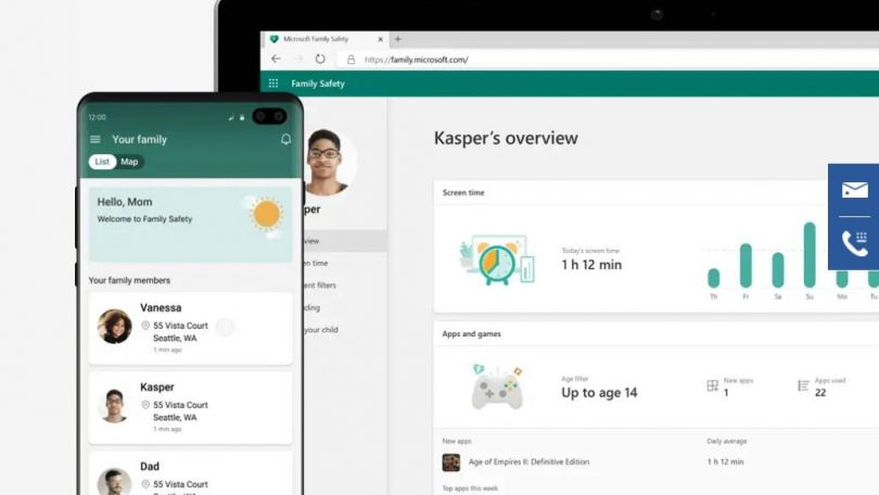 Microsoft kommer med Family Safety-app til Android og iOS