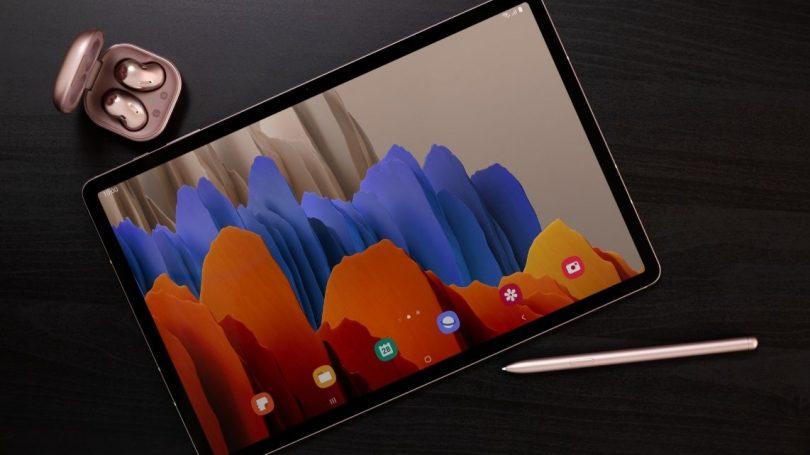 Samsung Galaxy Tab S7 og Tab S7+ – bedre desktopoplevelse