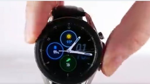 Samsung Galaxy Watch 3 dukker op i video lige inden lancering