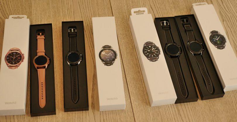 samsung galaxy watch 3 pris funktioner