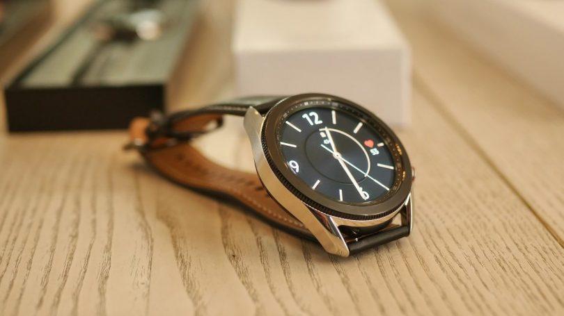Samsung Galaxy Watch 3 kan få dig i form