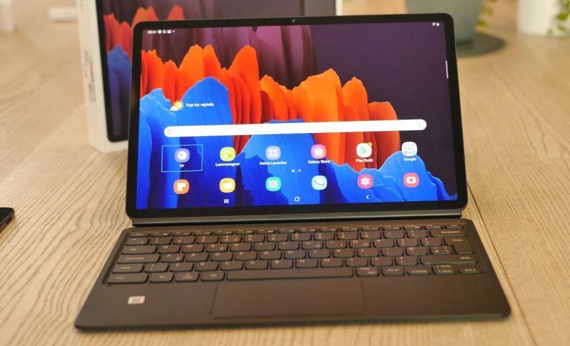 samsung galaxy tab s7 tastatur
