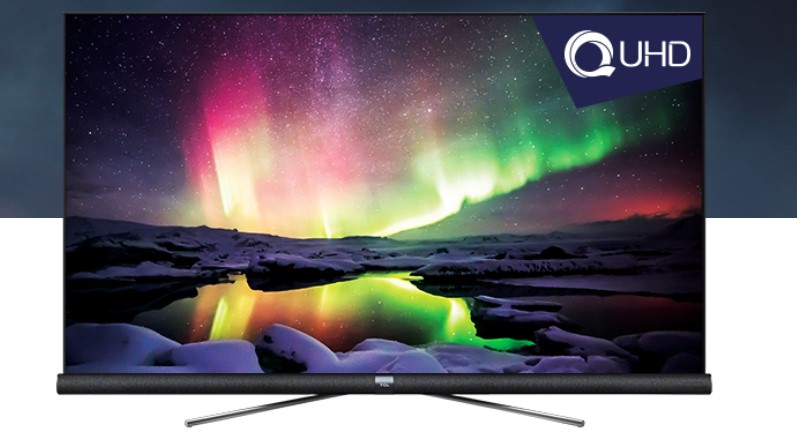 tcl series 49 tommer smart tv