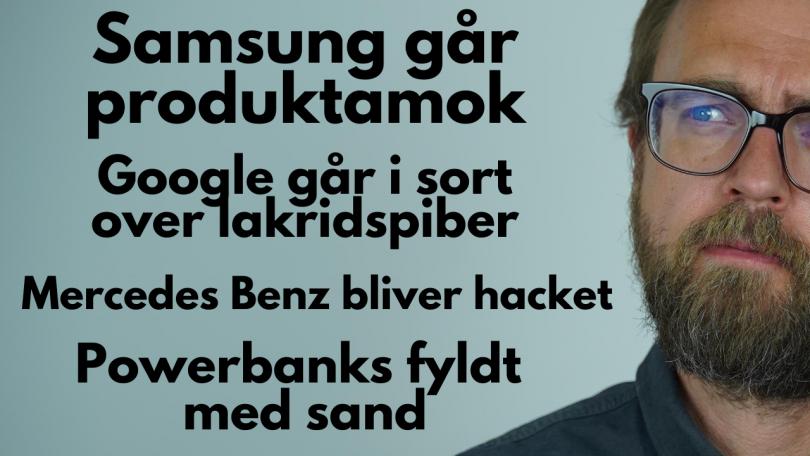 Google & Lakridspibemysteriet – en ejendommelig affære