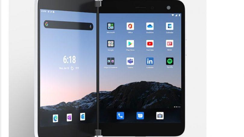 Pris og lancering for Surface Duo – vent på næste generation