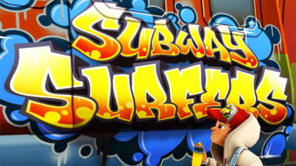 Subway Surfer downloadet over tre milliarder gange
