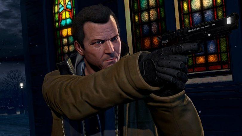 Grand Theft Auto V kan komme til Google Stadia