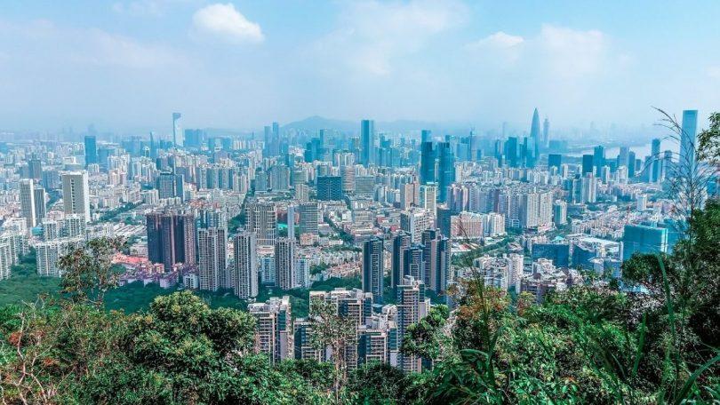 Kinesiske Shenzhen er første by med fuld 5G-dækning