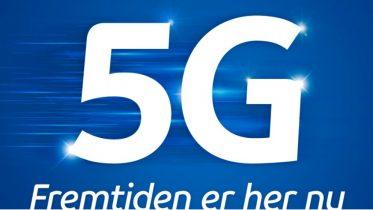 5G klar i Danmark den 7. september på dette netværk