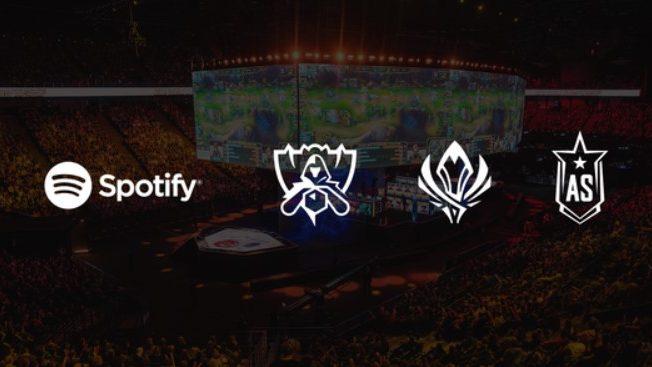 Spotify i stort anlagt partnerskab med League of Legends