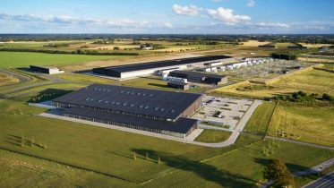 Apples 45.000 kvadratmeter store datacenter i Viborg klar