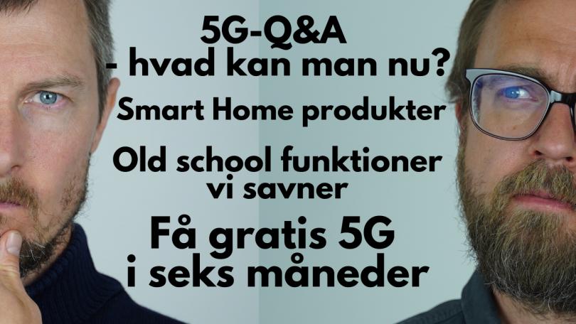 5G-guide til fremtidens netværk: Hvad kan man i dag?