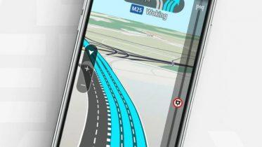 Tomtom Go Navigation klar i Huaweis App Gallery