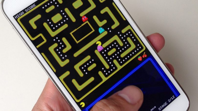 Pac-Man Geo tager Pac-Man ud i den virkelige verden