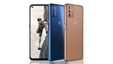 Motorola Moto G9 Plus – stor telefon til lille pris