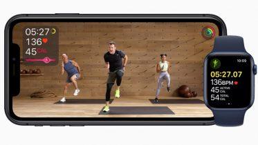 Apple Fitness+: Fitness-træning og hjælp til Apple Watch
