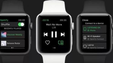 Spotify tilbyder måske snart streaming fra Apple Watch