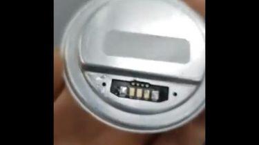 Prototype af trådløs oplader til iPhone 12 spottet