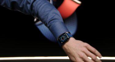 Find bedste pris på Apple Watch 6 med eSIM abonnement