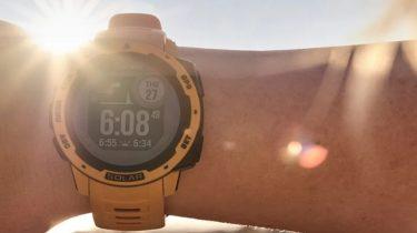 Garmin Solar Instinctog G-Shock Move GBDH1000 – solcelleure