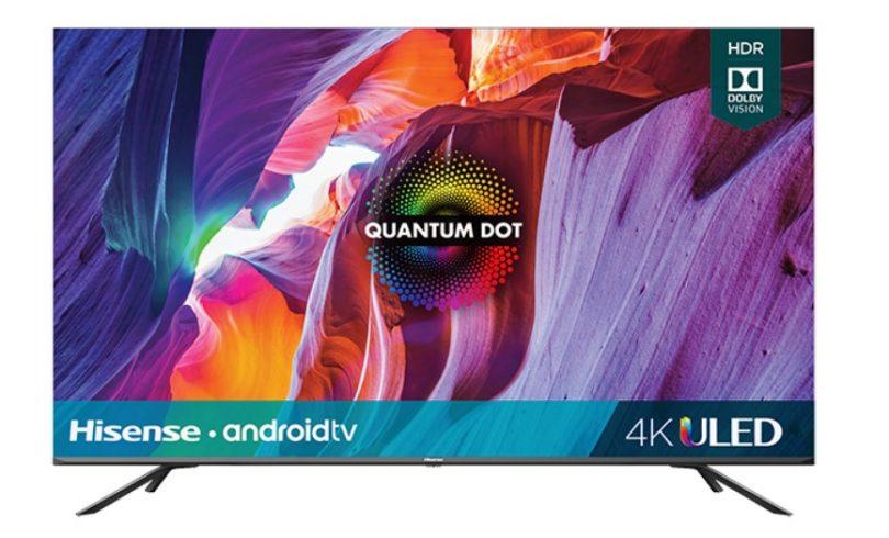 hisense android tv 4k